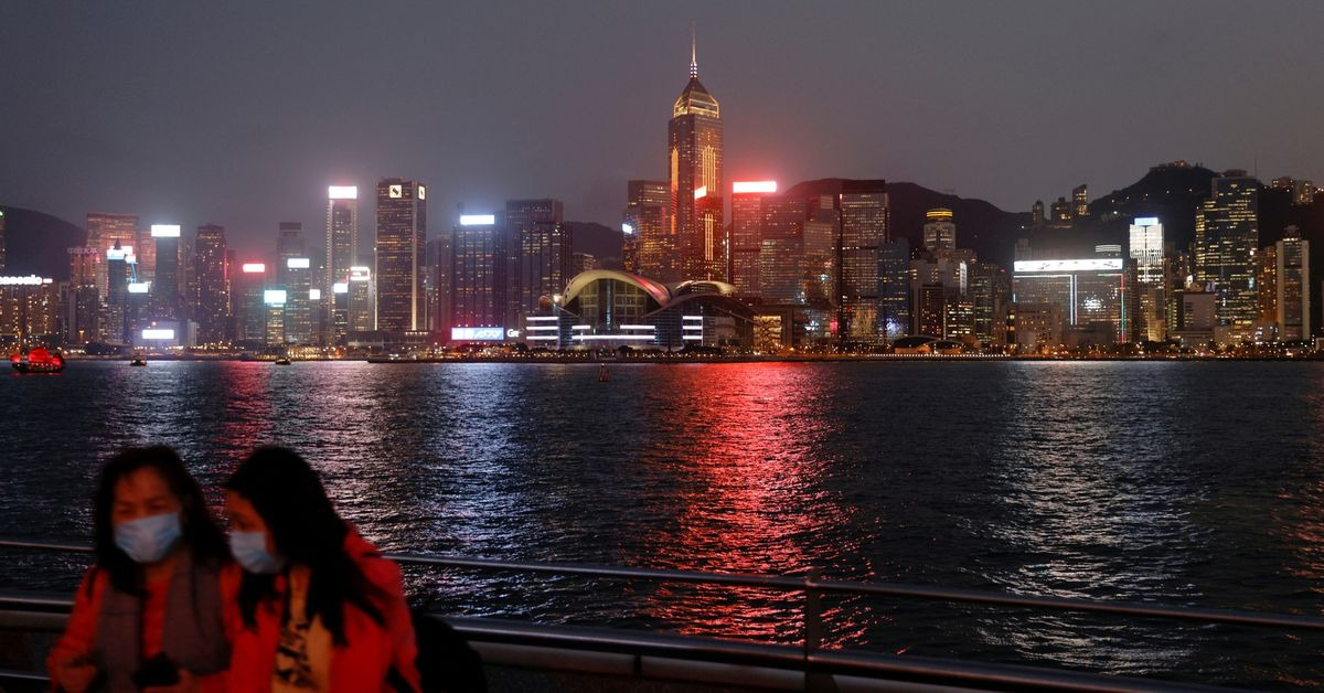 Hong Kong banks have limited exposure to stressed Chinese developers