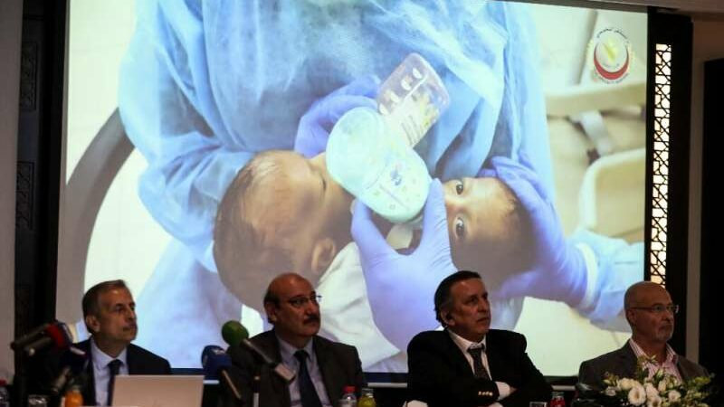 Yemen conjoined twins 'like any child' after separation in Jordan