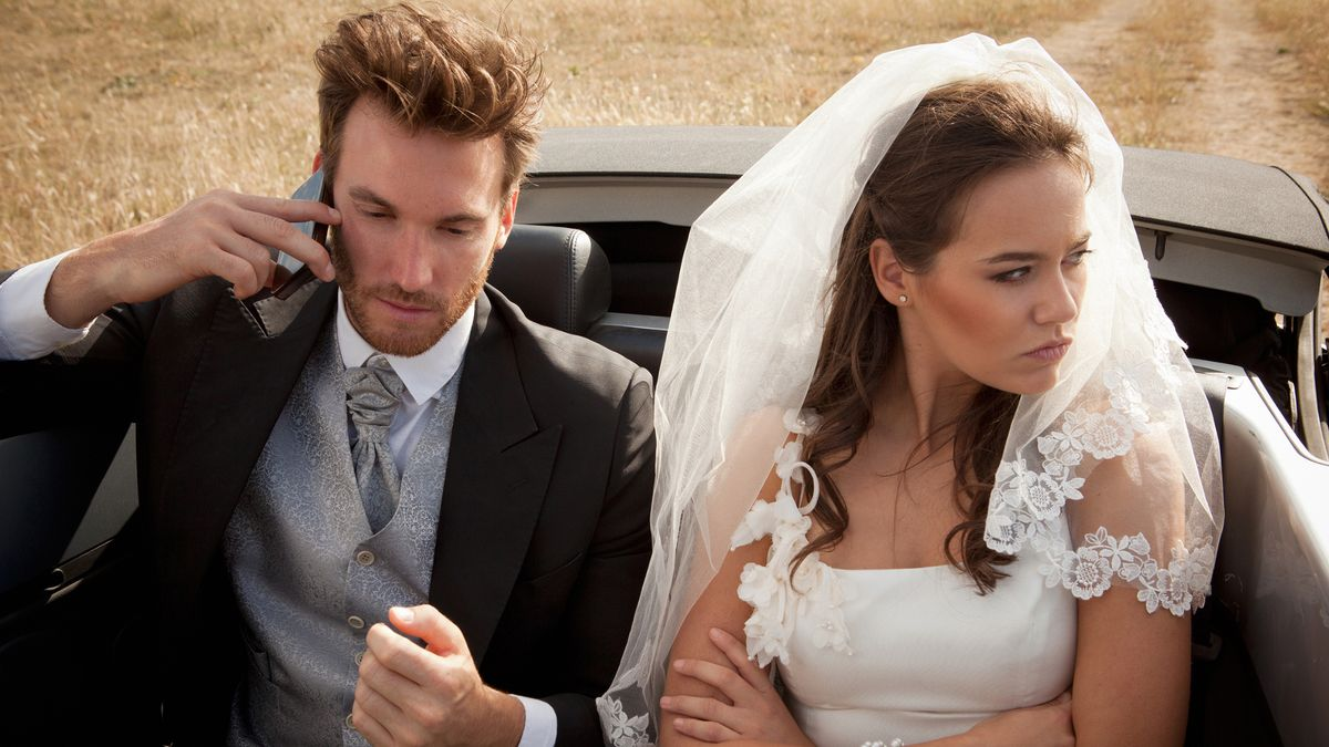 Groom's love of pranks backfires after stunt divides family at his own wedding