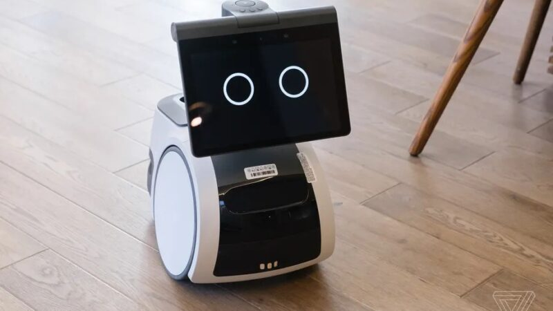 Don't be fooled — Amazon's Astro isn't a home robot, it's a camera on wheels